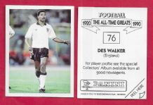 England Des Walker Nottingham Forest 76